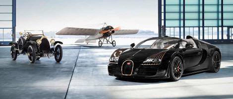 Sechs neue Design-Sportwagen: Der Bugatti Vitesse wird zur Legende