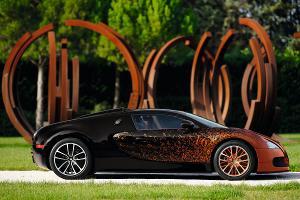 Bugatti Veyron Grand Sport: Venet heißt die neue deutsch-französische Liaison