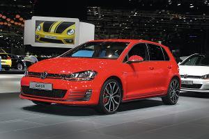 Car of the Year 2013: Der VW Golf gewinnt die Wahl in Genf