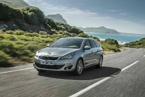 """Peugeot 308 wird zum """"Car of the Year 2014"""" gekürt"""