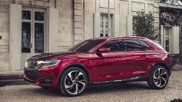 Citroën DS Wild Rubis: Die Göttin im SUV-Gewand