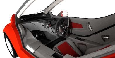 Neues Elektroauto: Colibri von IMA geht 2014 in Serie