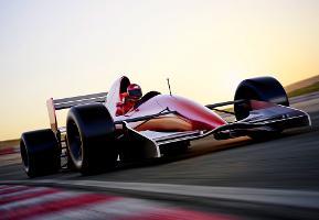 Perfektes Finish für Rennfahrer – So funktioniert's