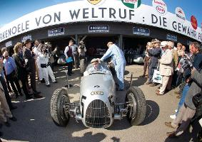 Goodwood Revival 2013: Klassiker-Treffen in West Sussex