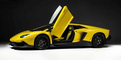 Jubiläumsmodell der Super-Klasse: Lamborghini Aventador 50° Anniversario