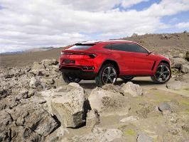 600-PS-SUV: Lamborghini Urus kommt 2017