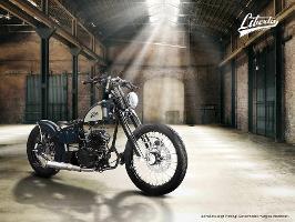 Liberta Chopper: 125-ccm-Motorrad im Easy-Rider-Look