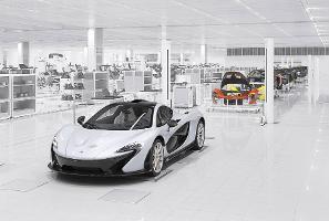McLaren P1 ist ausverkauft
