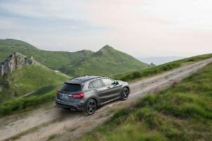 Neues Kompakt-SUV von Mercedes-Benz: GLA soll Crossover-Markt erobern