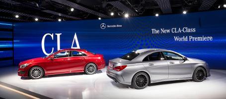 Erste Autoexpo des Jahres: Deutsche Hersteller auf der Detroit Motor Show 2013