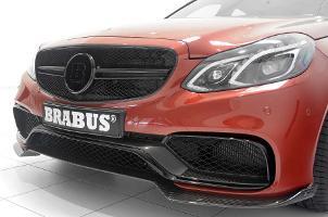 Mehr ist mehr: Brabus macht Limousine zum Supersportler