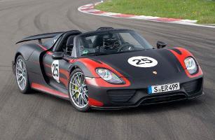 Porsche 918 Spyder: Kampfansage an McLaren und Ferrari