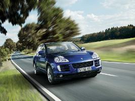 Produktionsjubiläum: Porsche Cayenne feiert die halbe Million
