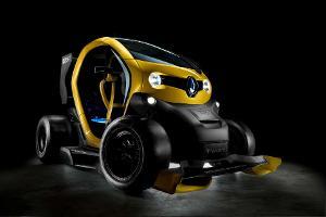 Twizy Renault Sport F1: Renault Twizy mit Formel-1-Technologie geht voraussichtlich nicht in Serie