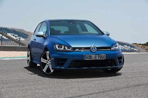 VW Golf R: Neues Spitzenmodell der 7er-Familie