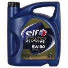 Elf EVOLUTION FULL-TECH FE 5W-30 5.0 Liter