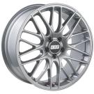 Bbs CS 5L BRILLANTSILVER