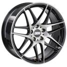 Bbs CX R BLACK DIAMO TURN GLOSSY