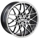 Bbs RX R BLACK DIAMO TURN MATT