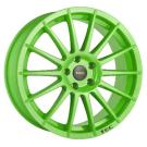 Tec AS2 RACE LIGHT GREEN