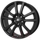 Rc Design RC 25 BLACK CLEAR MATT