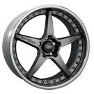 Oz Racing CRONO III BLACK MATT