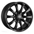 Com4wheels RACY BLACK MATT