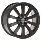 Platinwheel P 58 BLACK