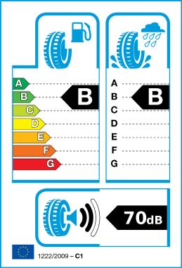 Logo etichetta UE per i pneumatici