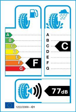 Logo de Etiquetas de Neumáticos UE