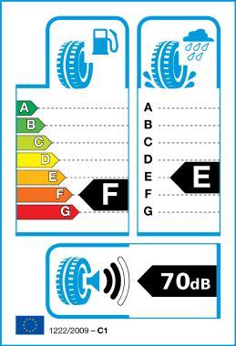 EUタイヤラベルのロゴ