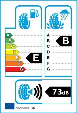 Logo of EU Tire Label