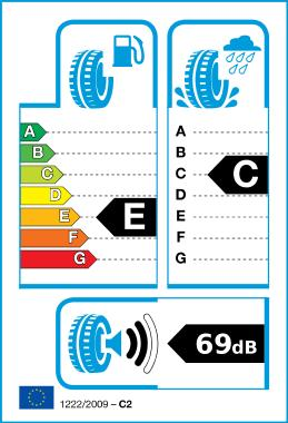Логото на EU Tyre Label