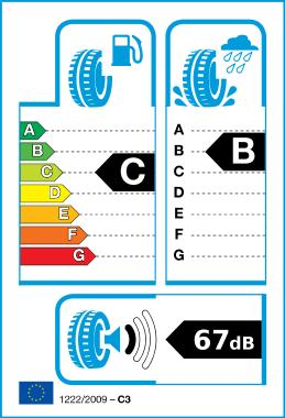Logo of EU Tire Label